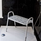 Free standing shower seating