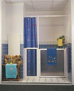 Designing an accessible bathroom for children with disabilities