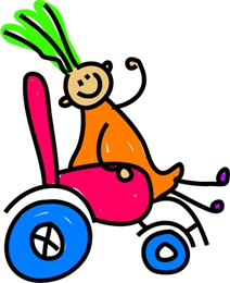 When is a child ready to drive a powered wheelchair?