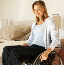 Clothing for wheelchair users