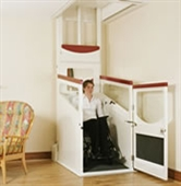 Through-floor lifts: features and factors to consider