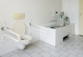 Image of Bathing, toileting and personal care