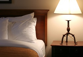 Image of Bedroom furnishings