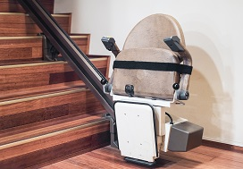 Stairlifts and through-floor lifts