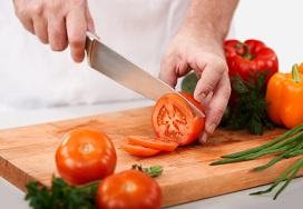 Image of Preparing food