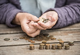 Image of Using money